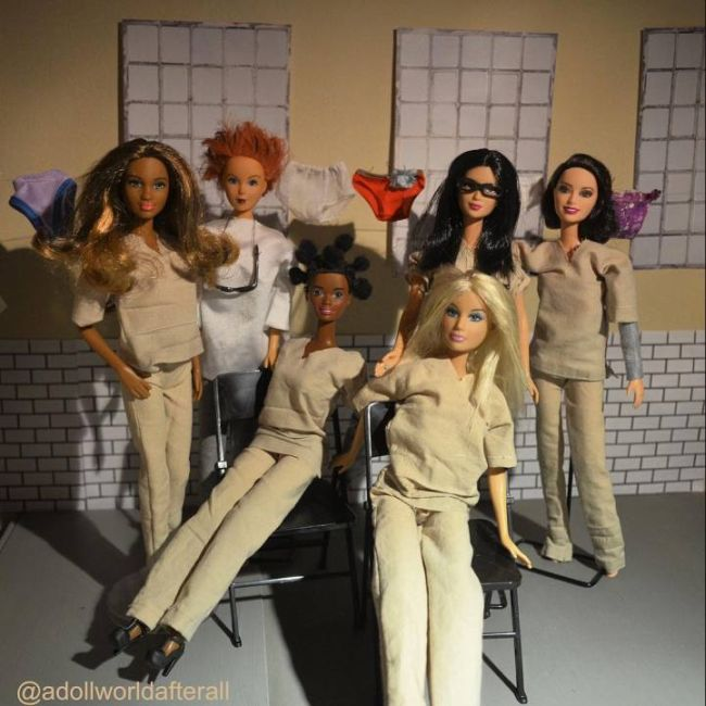 The Most Important Pop Culture Moments From 2015 Reenacted By Barbie Dolls