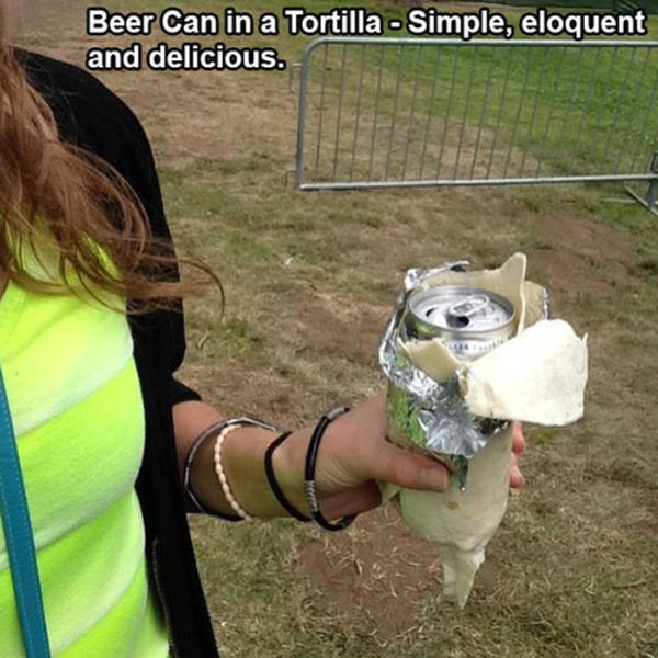 The Best Ways To Sneak Booze Into Any Event