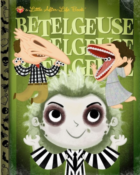 Artist Turns Pop Culture Icons Into Awesome Children's Books