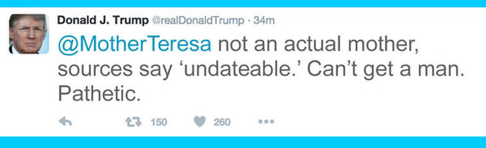 If Donald Trump Could Have Used Twitter To Comment On Historical Events