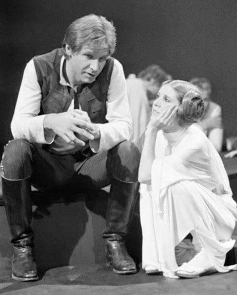 Vintage Photos From The Set Of The Original Star Wars Trilogy