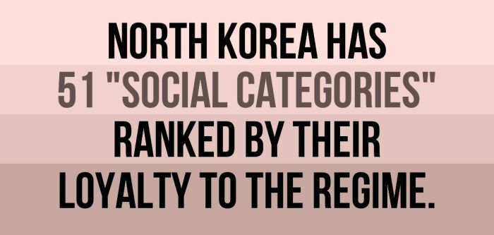 Strange But True Facts About North Korea