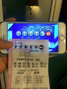 This Person's Powerball Numbers Are So Close It Will Drive You Crazy(2 pics)