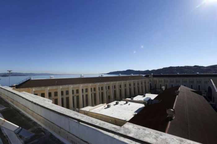 What Life Looks Like Behind The Bars Of San Quentin