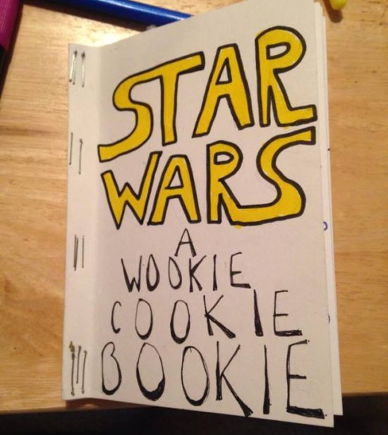 Cook Star Wars Inspired Meals With The Star Wars Wookie Cookie Bookie