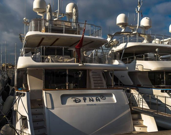Rich People Love To Give Their Yachts Ridiculous Names
