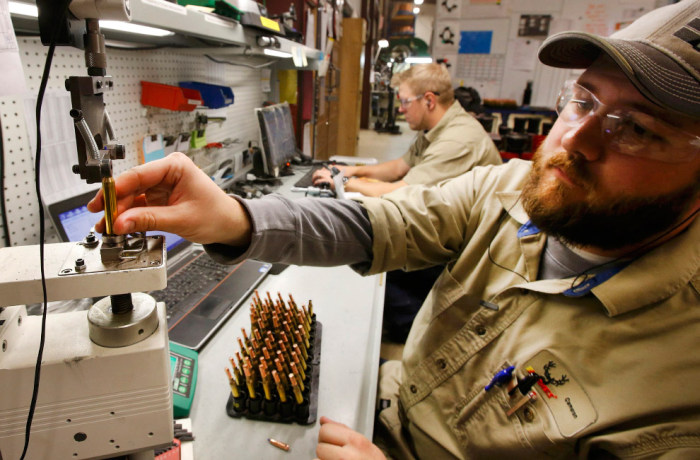 What Weapons Manufacturing Looks Like In The United States