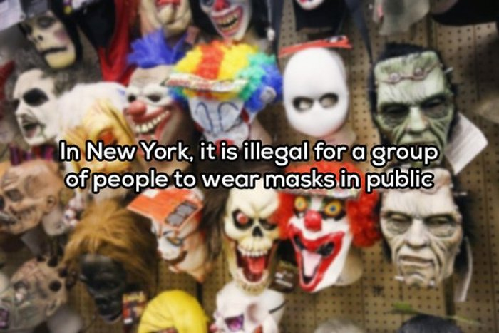 Crazy Laws You Won't Believe Still Exist In The United States