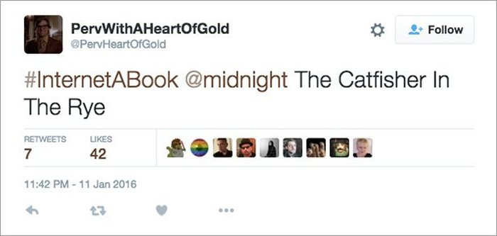 #internetabook Has Become A Hilarious Trending Topic