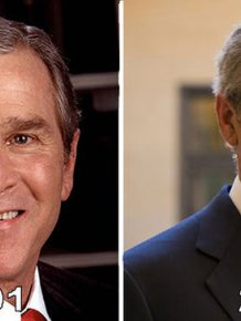What US Presidents Looked Like Before And After Their Terms