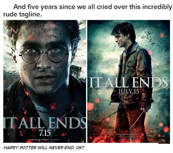 Prepare To Feel Old Thanks To These 19 Harry Potter Facts