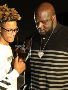 Shaquille O'Neal Threw An Insane Party For His Son's 16th Birthday