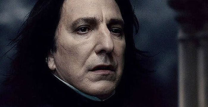 Alan Rickman's Goodbye Letter To Harry Potter Is An Appropriate Farewell