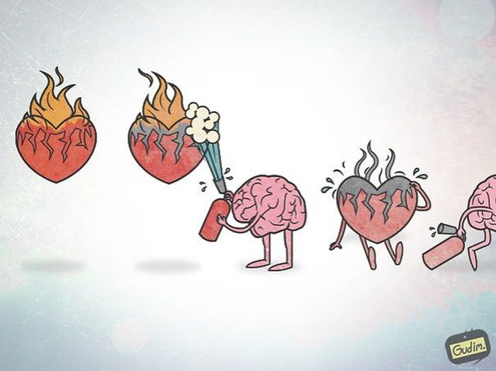 You're Going To Have To Do A Double Take With These Sarcastic Illustrations