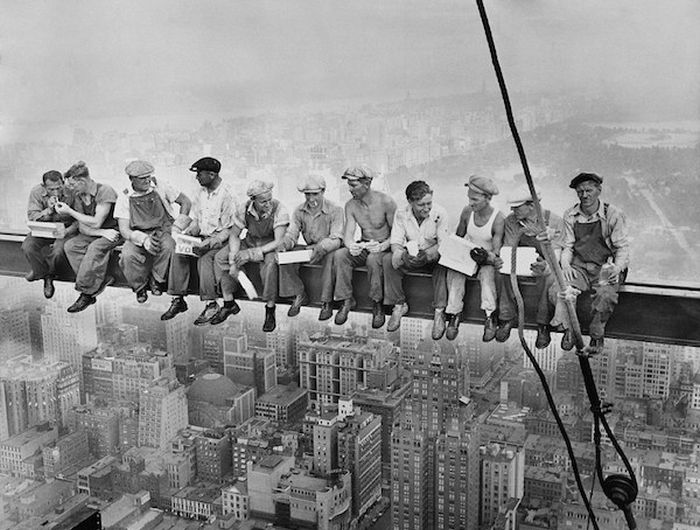 9 Famous Photos You Probably Didn't Know Were Staged