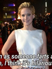 Let's Take A Second To Appreciate How Awesome Jennifer Lawrence Is