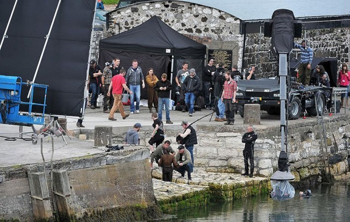 New Photos From The Set Show Off A Good Look At Game of Thrones Season 6, part 6