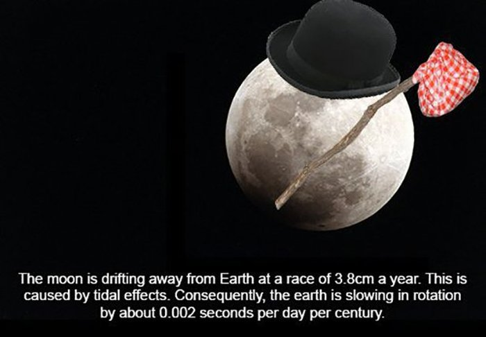 Out Of This World Facts About Space And The Universe Itself