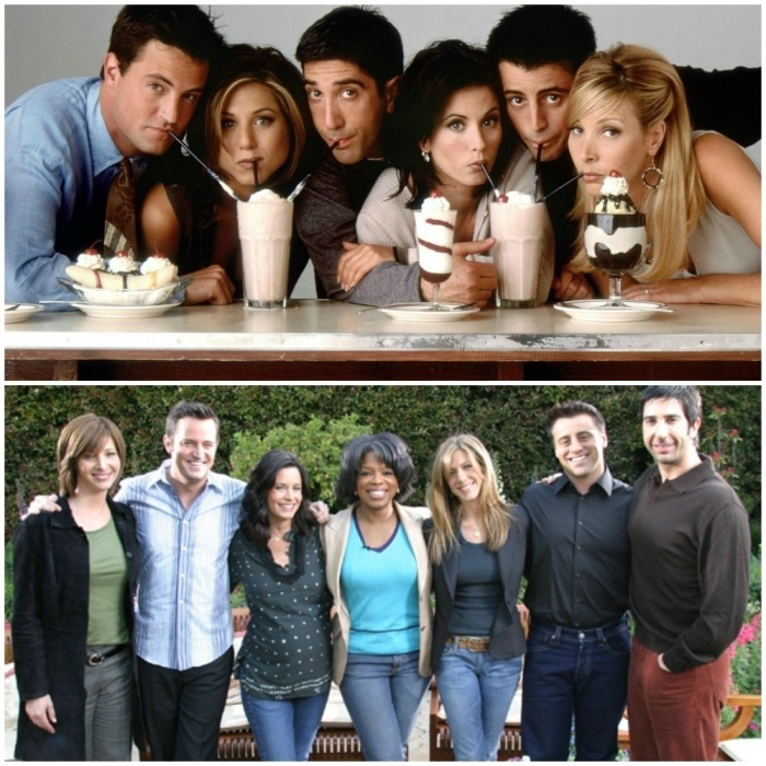 The Casts Of Your Favorite TV Shows And Movies Back In The Day And Today
