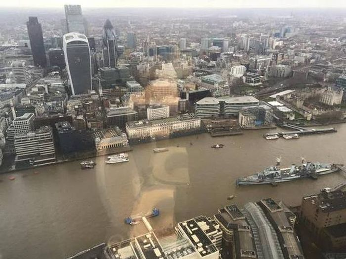 You Can Get The Best View Of London In An Unlikely Place