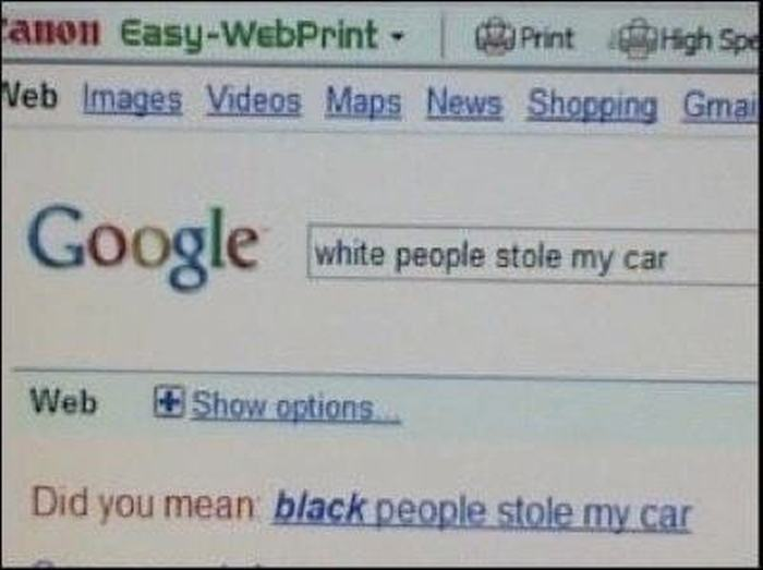 Accidental Racism, part 3
