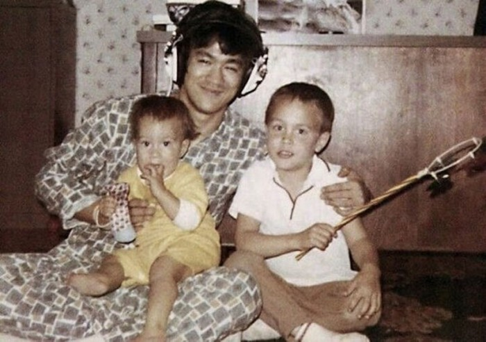 Touching Family Photos Of The Iconic Bruce Lee