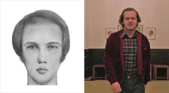 Artist Creates Police Sketches Of Famous Literary Characters