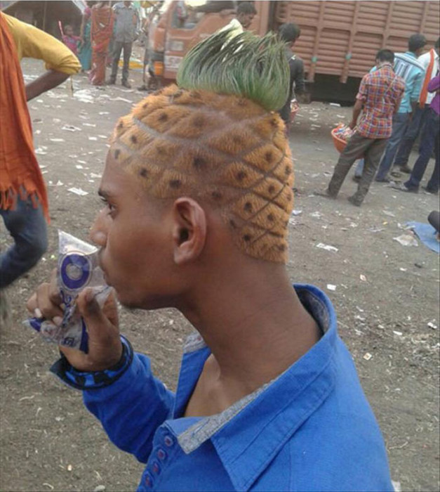 Someone Should Have Told Them Their Haircut Was A Really Bad Idea