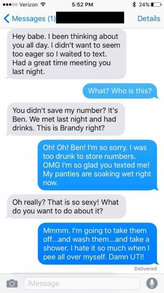 A Girl Keeps Giving Out A Fake Number And It Belongs To This Guy