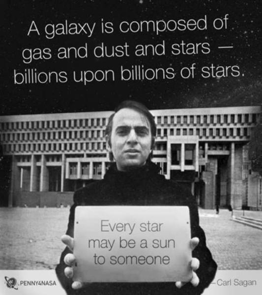 Wise Words And Legendary Quotes From The Mind Of Carl Sagan