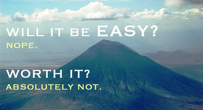 Motivational Posters For People Who Hate Leaving Their Comfort Zone