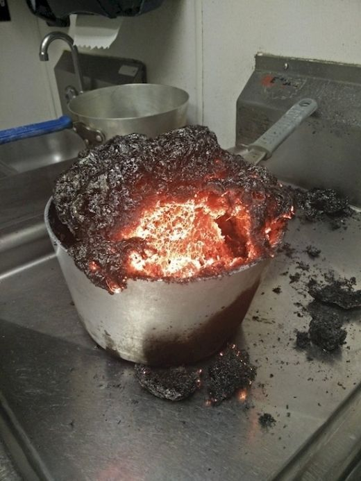 People Who Need To Be Banned From The Kitchen For Life
