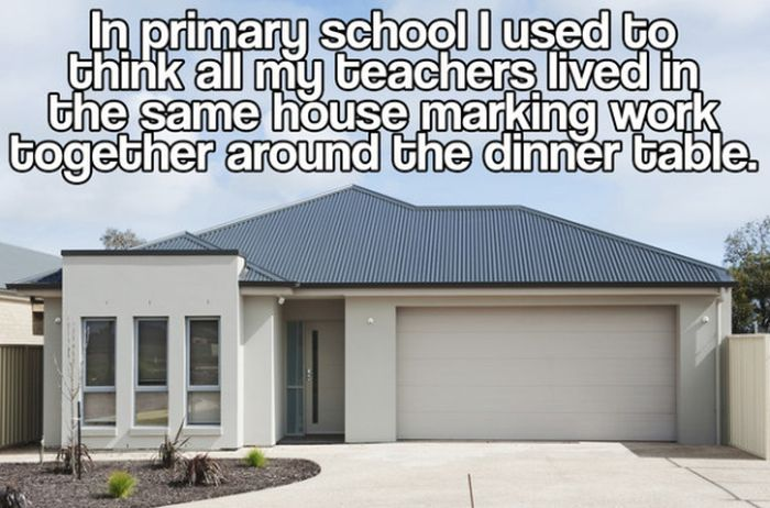 Adults Reveal The Dumb Things They Used To Believe When They Were Kids