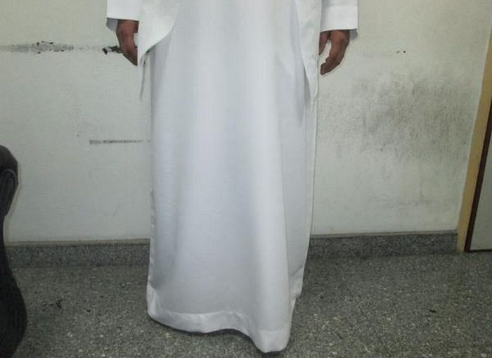 Saudi Man Gets Busted While Trying To Smuggle Booze In His Pants