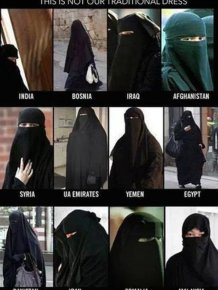 What A Traditional Dress Is Supposed To Look Like