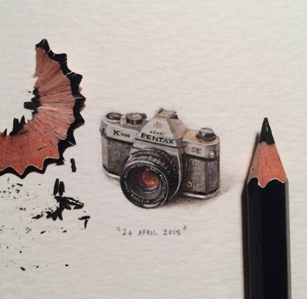Tiny Drawings That Are Impressive And Adorable