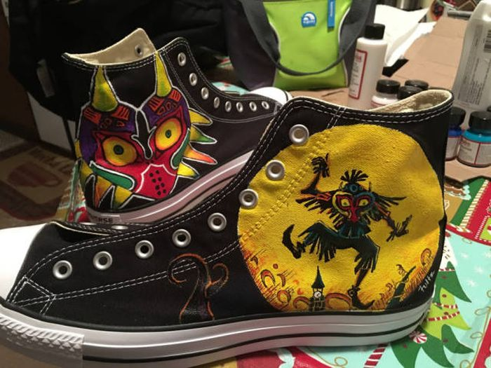 Cool And Custom Creations Designed By Gamers