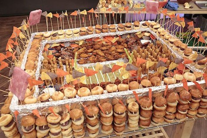 The Most Delicious Looking Food Stadiums Ever Created
