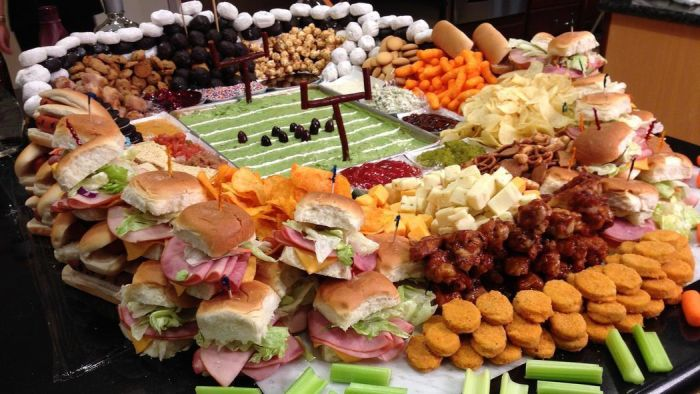 The Most Delicious Looking Food Stadiums Ever Created Others