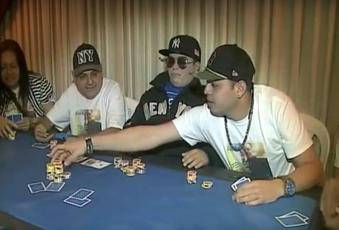 A Group Of Friends Brought A Dead Body To The Poker Table