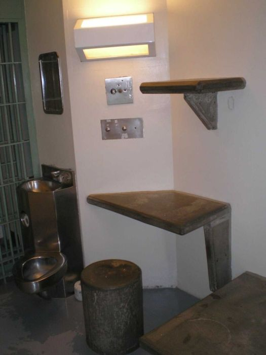 A Look Inside The Prison Cell Of El Chapo
