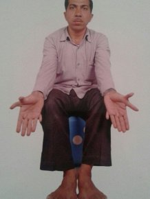A Man In India Holds The Guinness World Record For Having The Most Fingers
