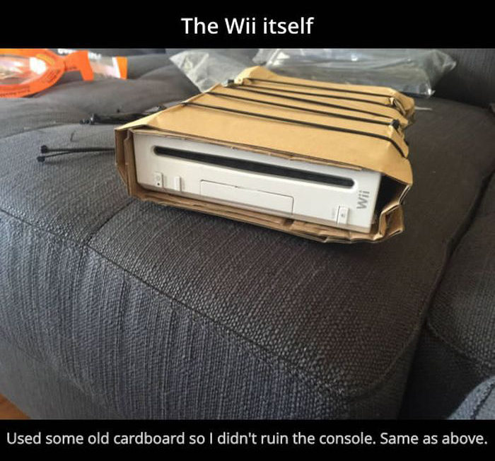 Scorned Girlfriend Gets A Wii Bit Of Revenge On Her Cheating Ex