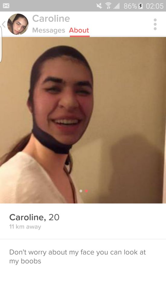 Tinder Proves Every Single Day That There's Someone For Everyone