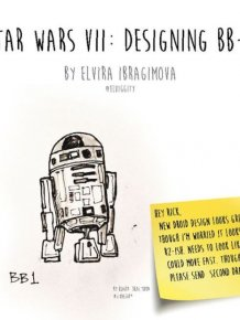The Inspiration Behind BB-8's Look Revealed
