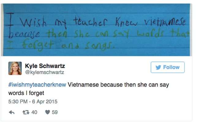 Teacher Gets Adorable Responses After Asking 3rd Graders To Write Anonymous Notes