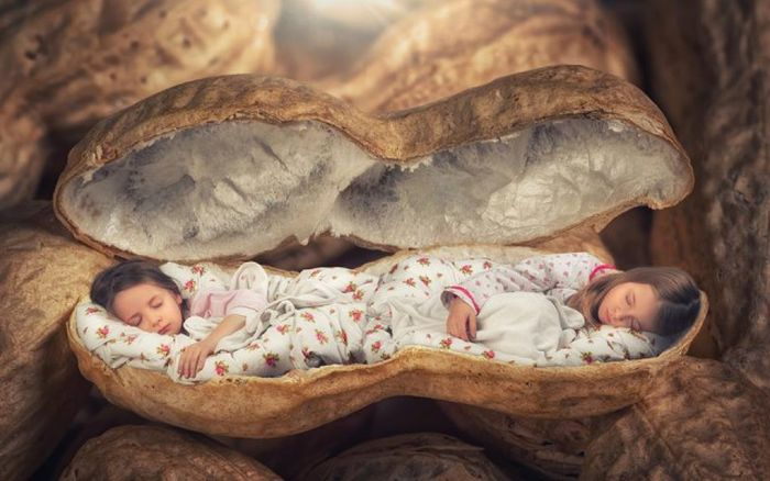 John Wilhelm Turns Ordinary Photos Into Modern Masterpieces