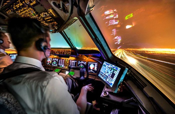 What The World Looks Like Through The Eyes Of A Pilot