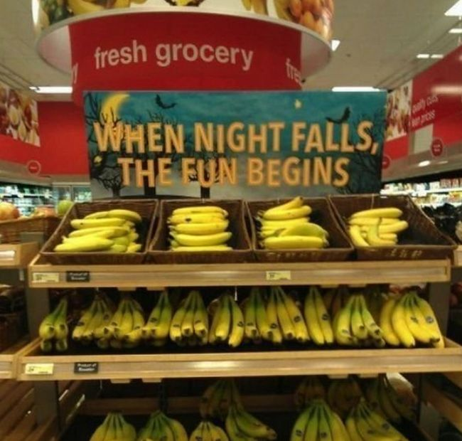 Grocery Store Displays That Accidentally Horrified Shoppers