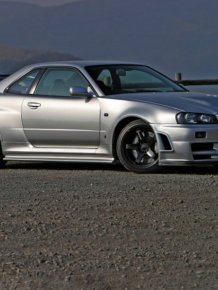 Nissan Skyline R34 for a half million dollars